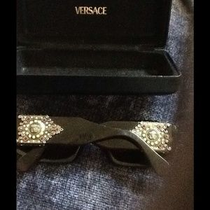 VINTAGE VERSACE Embellished SUNNIES Collectable